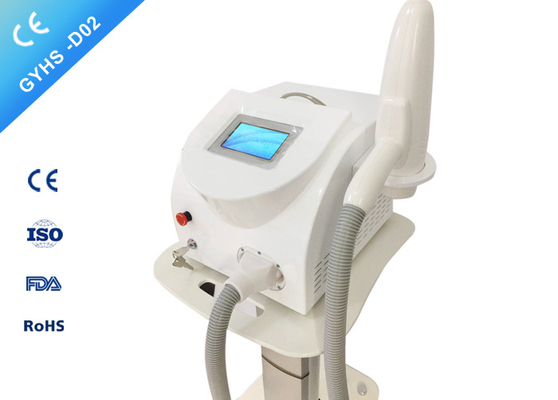 Colour Tattoo Removal ND YAG Laser Machine For Clinics Photothermolysis Based